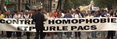 Gay Pride 1999 - PARIS